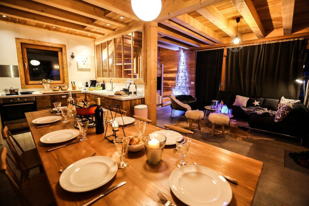 chalet pure altitude location valloire