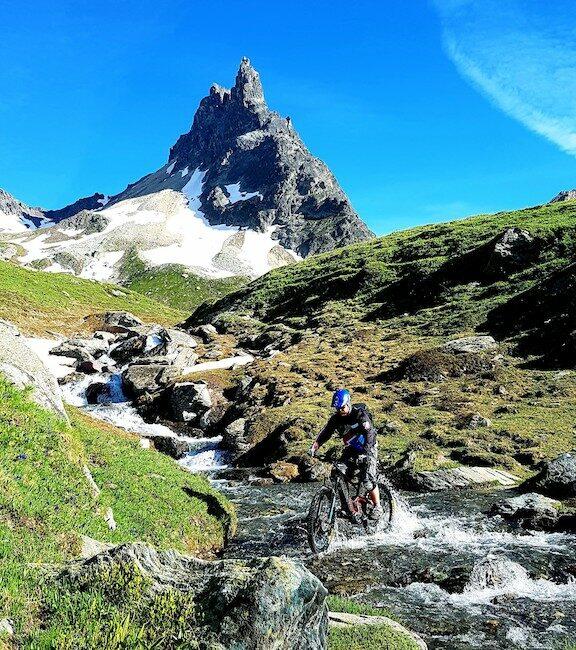 activités vélo montagne