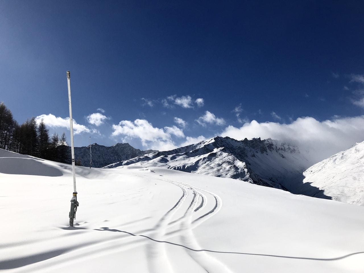 hiver valloire ski