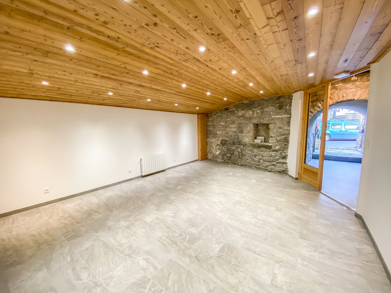 Commercial lease in Valloire 1