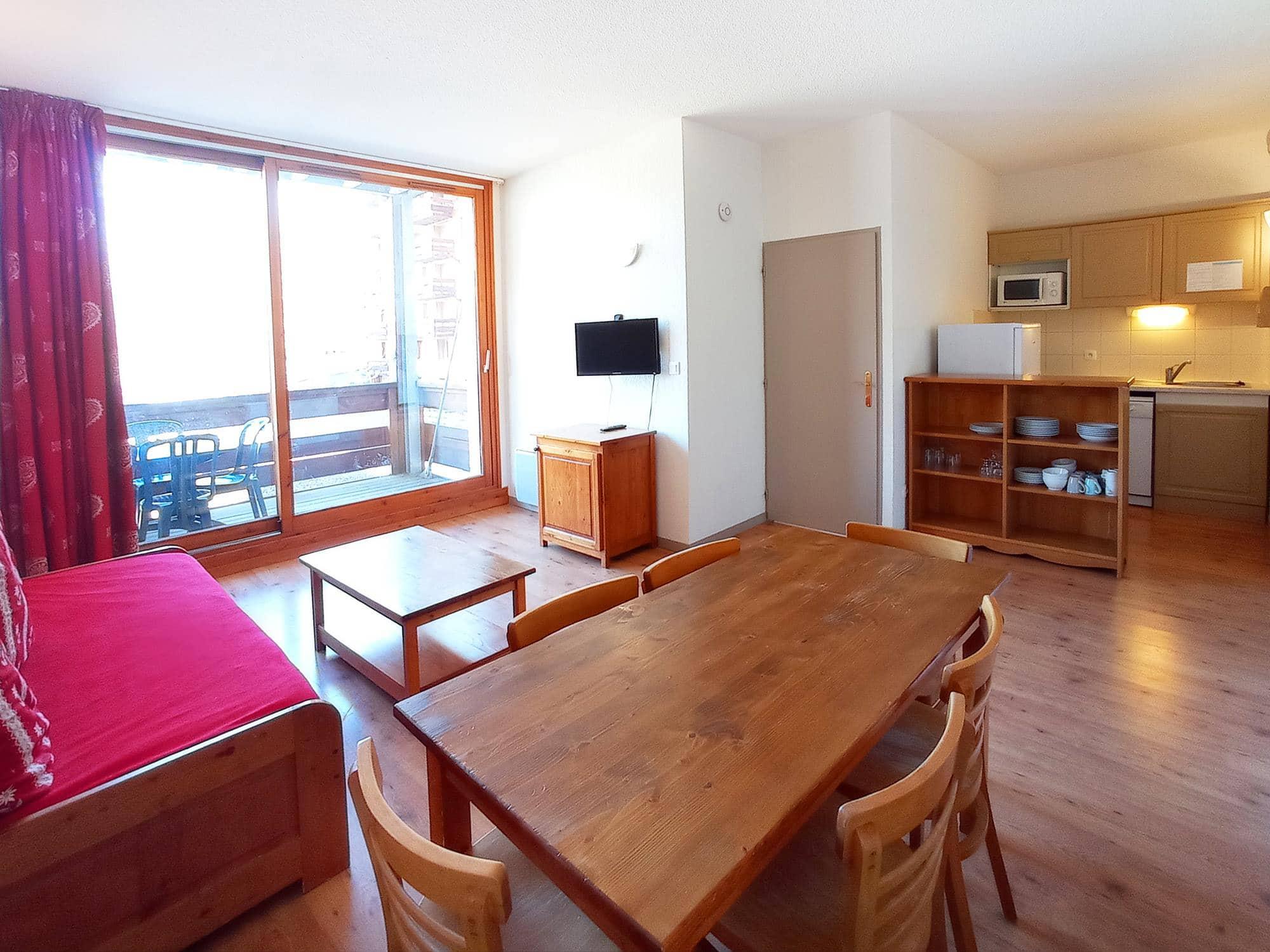 VALLOIRE | 2 BEDROOMS | SWIMMING POOL 1