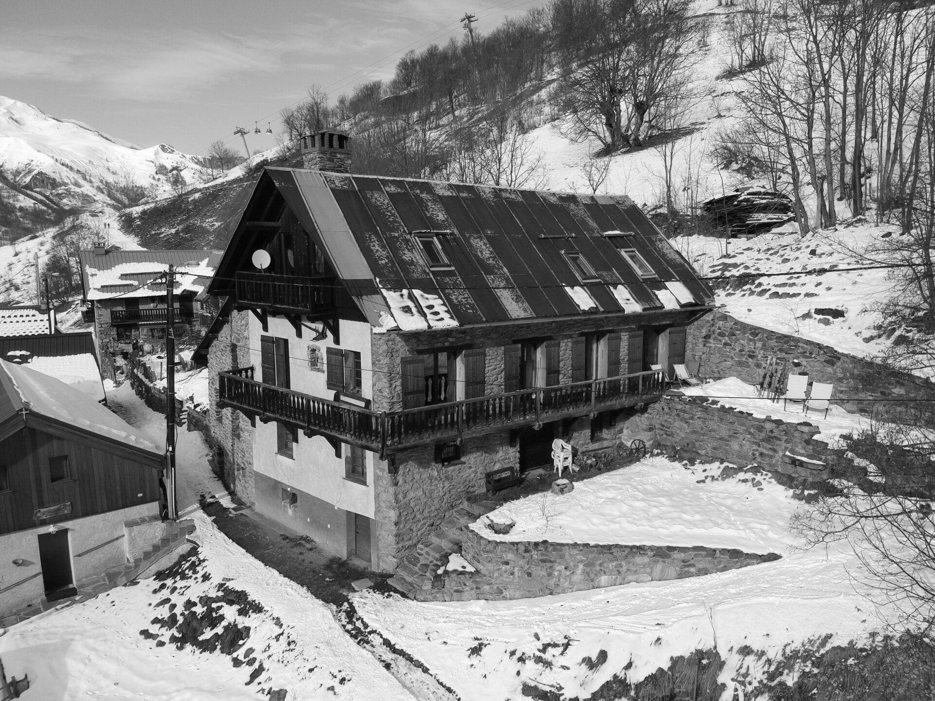 maison village agence montagne