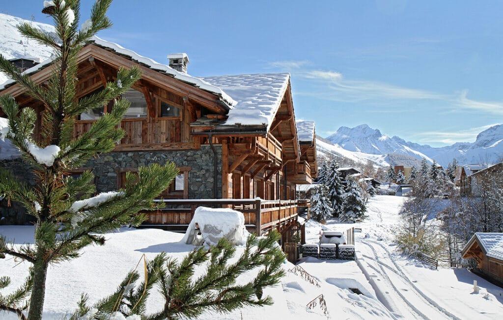 Location Ski Deux Alpes Chalet Le Lys